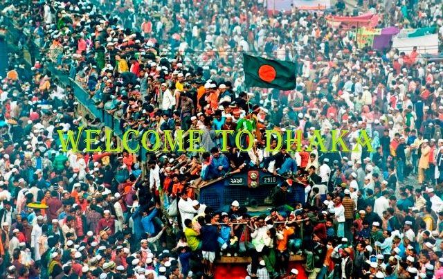 Welcome to Dhaka