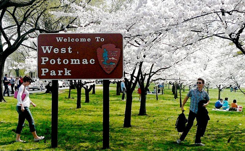 West Potamac Park