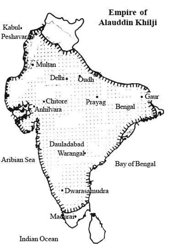 Alauddin Khilji Empire