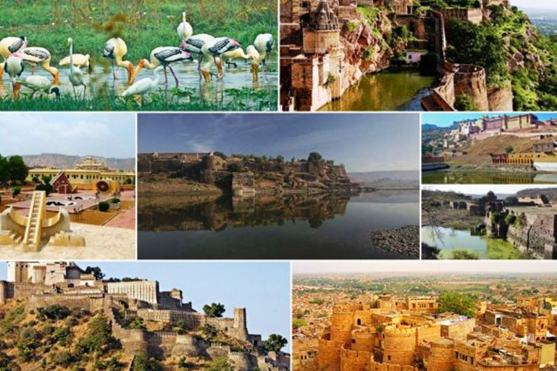 Rajasthan World Heritage Sites