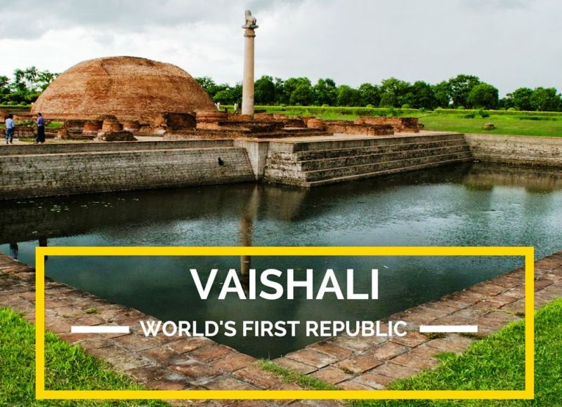 Vaishali First Republic of the World