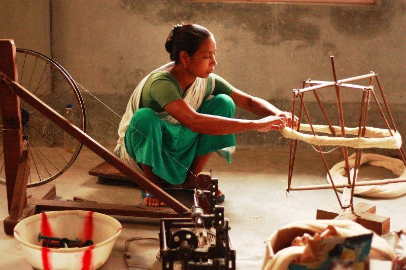 Assam Silks