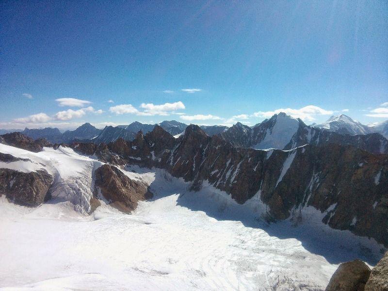 Bara Shigri Glacier Himachal Pradesh