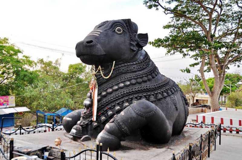Bengaluru Bull Temple