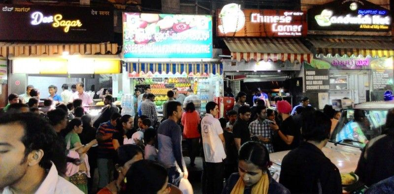 Bengaluru Food Street