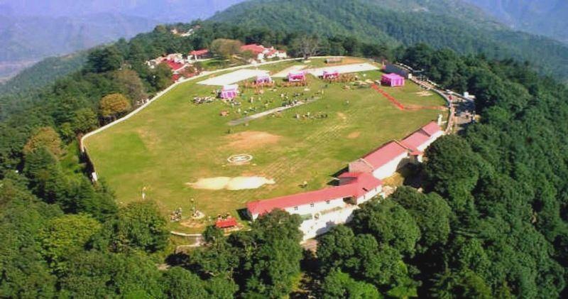 Chail Cricket Ground Himachal Pradesh