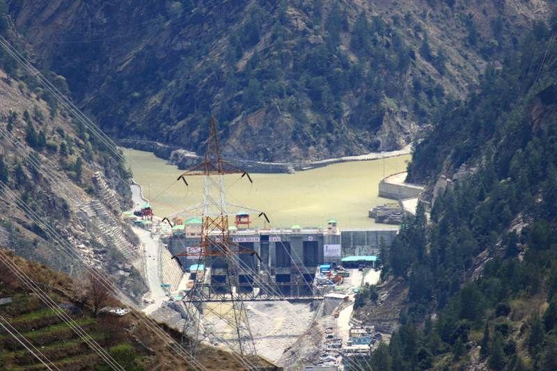 Himachal Pradesh Hydroelectric Power Generation