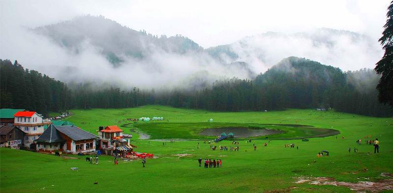 Khajjiar Mini Switzerland