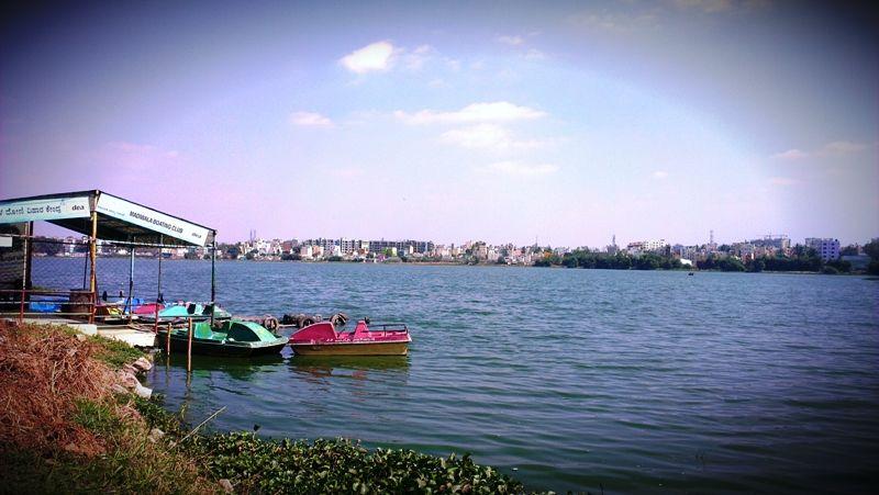 Madiwala Lake Bengaluru