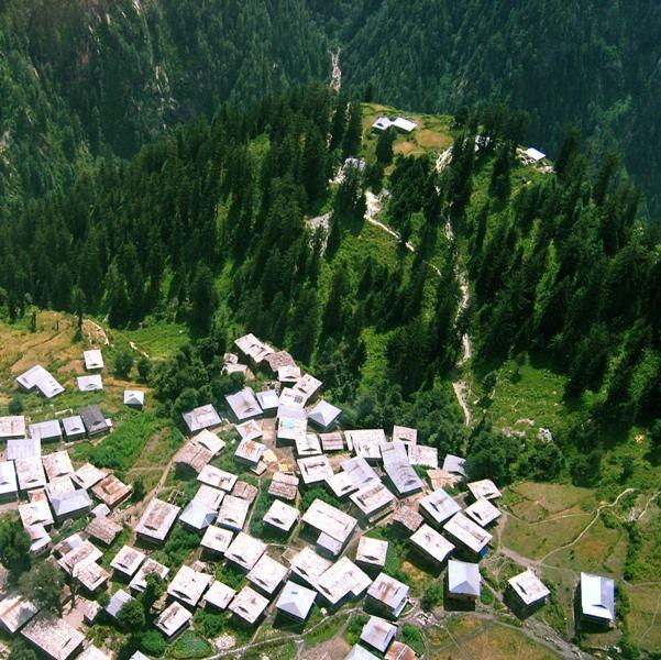 Malana Village Himachal Pradesh