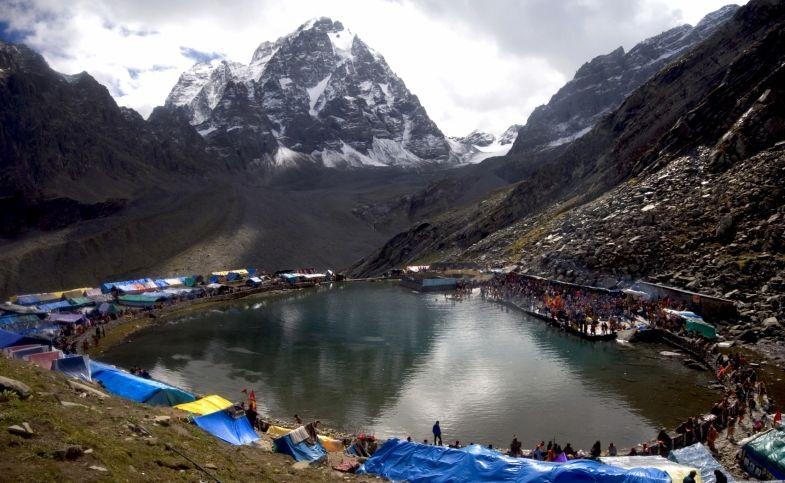 Manimahesh Himachal Pradesh