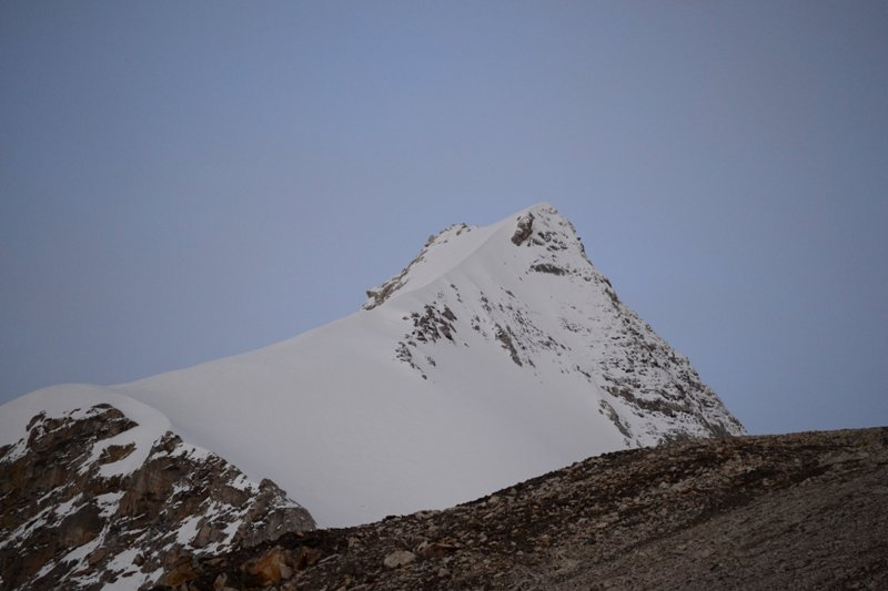 Reo Purgyil Highest Mountain Peak In Himachal Pradesh