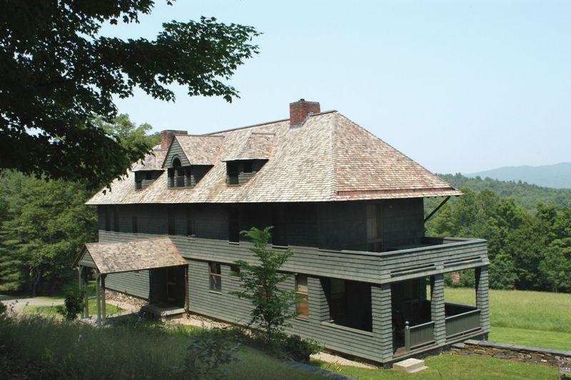 Rudyard Kipling House Naulakha In Vermont