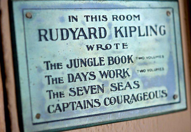 Rudyard Kipling Room
