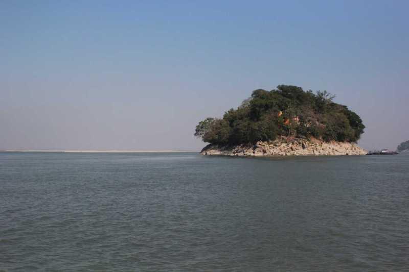 Umananda Island Assam