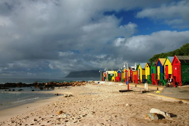 Cape Town Blue Flag Beaches