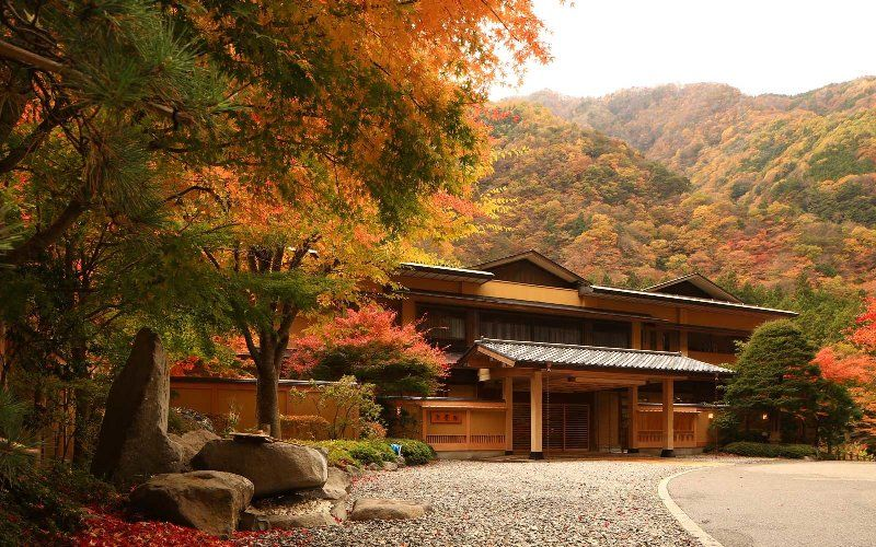 The Oldest Hotel in the World Nishiyama Onsen Keiunkan in Japan