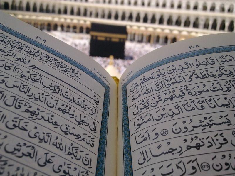 Quran A Classical Arabic Literature