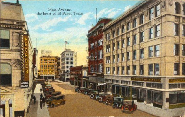 Photo of El Paso Street