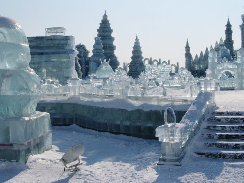 Harbin The Ice City Of China