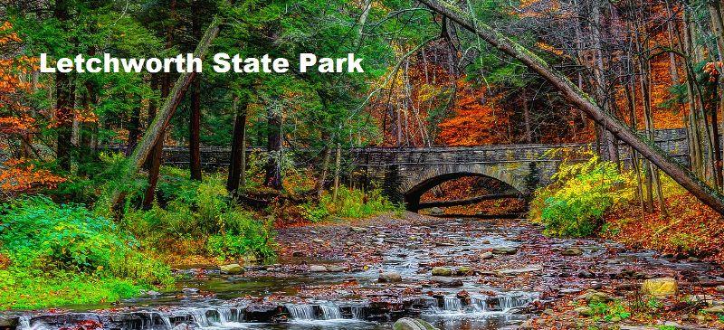 Letchworth State Park image
