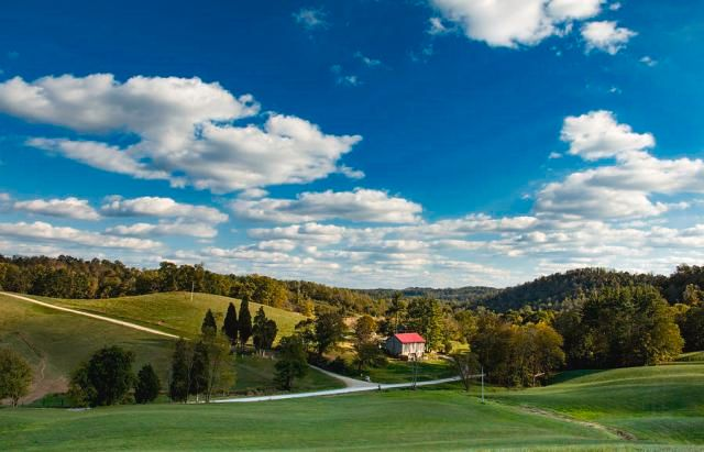 Rolling Farmlands of Highland, Ohio