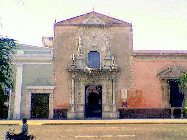 Casa de Montejo, Merida
