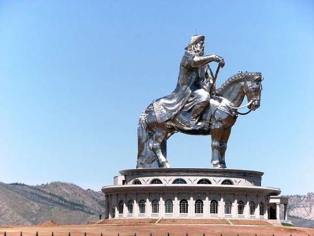 Equestrian Statue of Genghis Khan