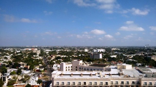 Panorama of Merida