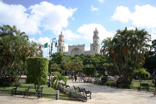 Plaza Grande, Merida