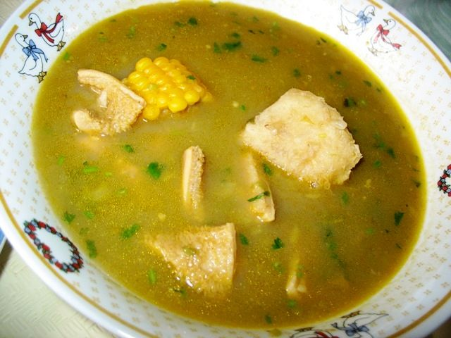 Sancocho Soup