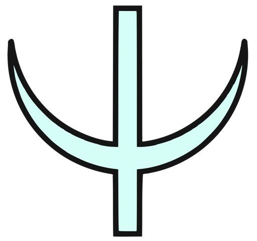 Tengrian crescent symbol