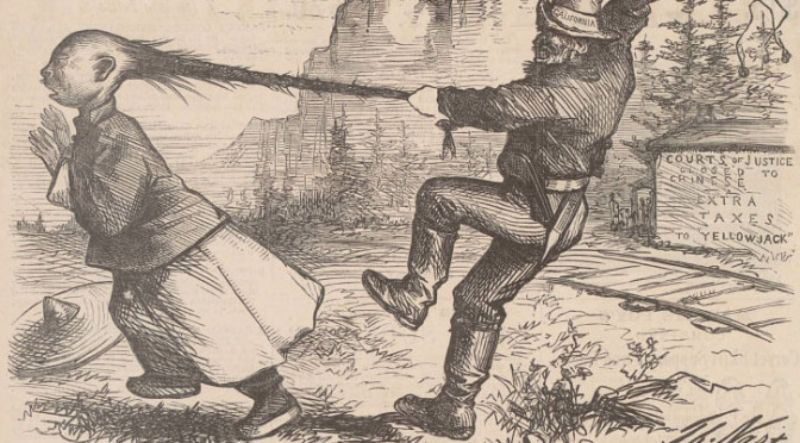 A Depiction Of Gold Rush Violence