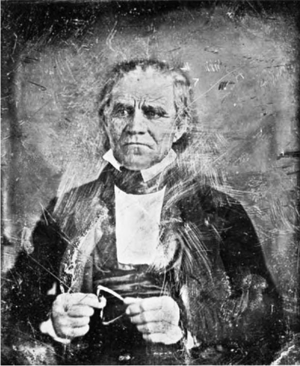 A File Photo Of James Polk