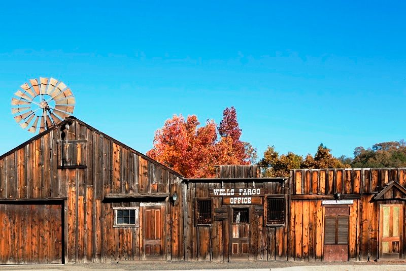 Angels Camp, Californias Most Famous Gold Rush Town