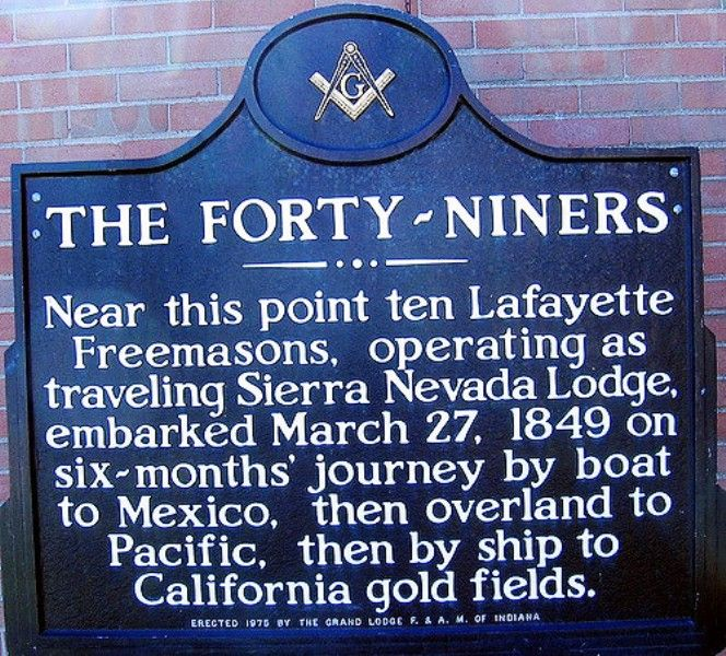 California Forty Niners