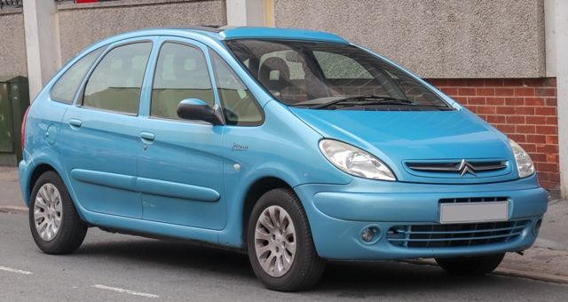 Car 'Citroen Xsara Picasso'