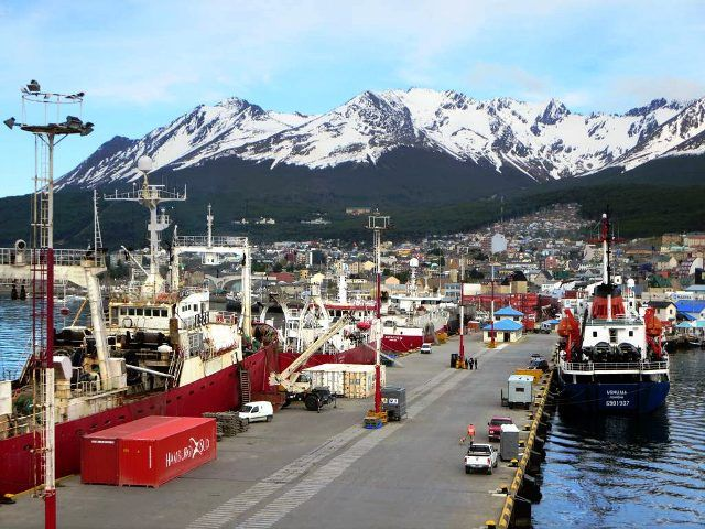 Cruise To Ushuaia