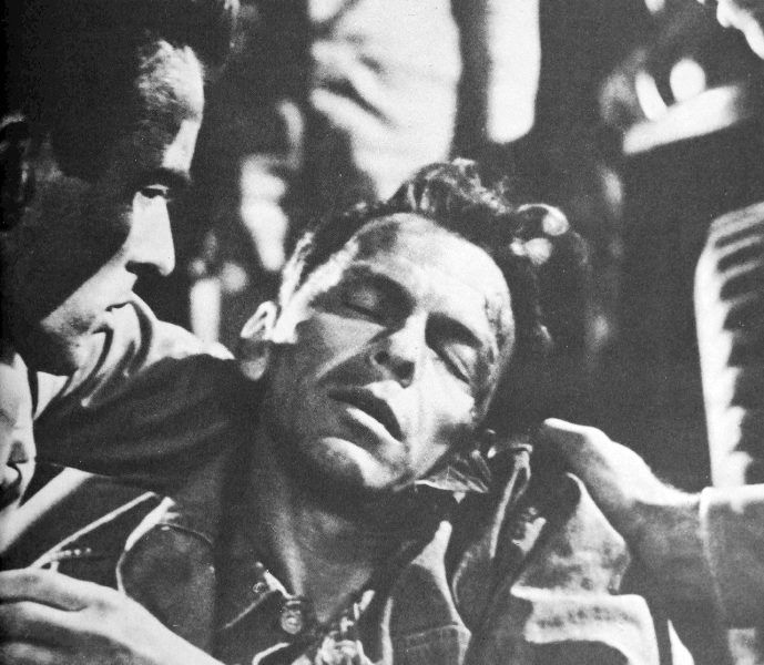 Frank Sinatra as Maggio From Here to Eternity compressed