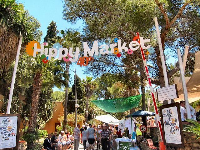 Hippy Market, Ibiza