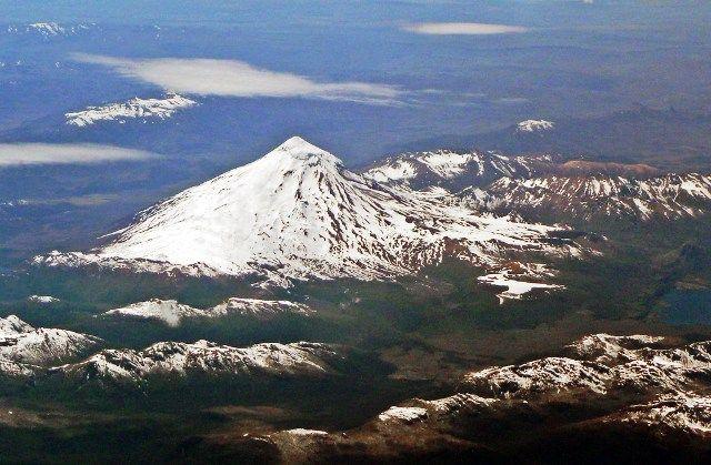 Lanin Volcano, Argentina