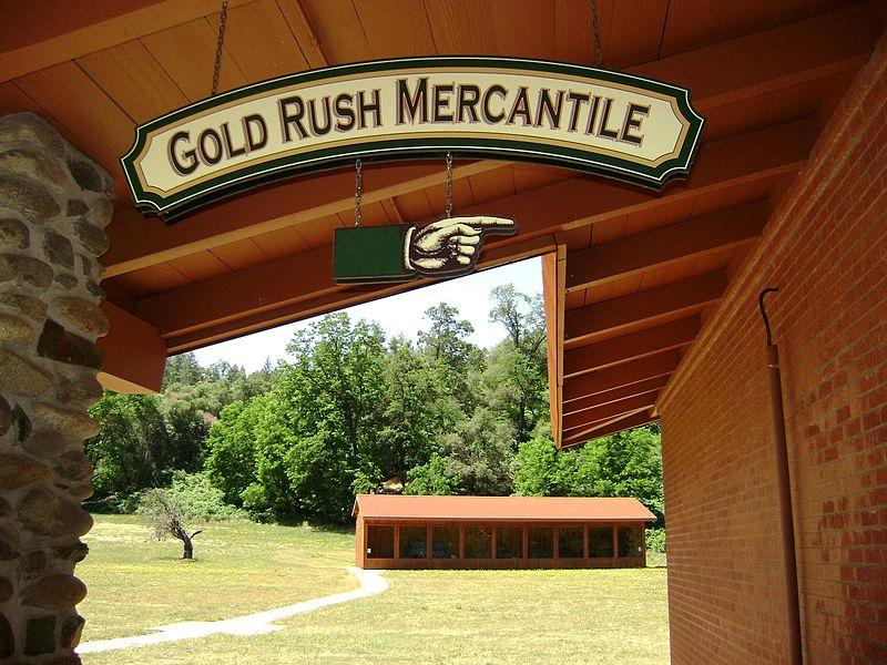 Marshall Gold Discovery State Park Gift Shop