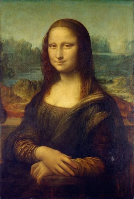 Painting, Mona Lisa