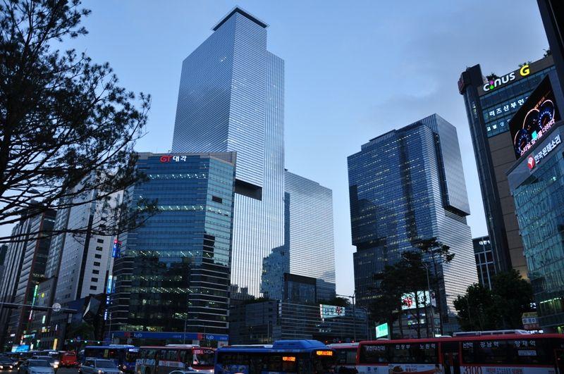 Samsung Headquarter In Seoul