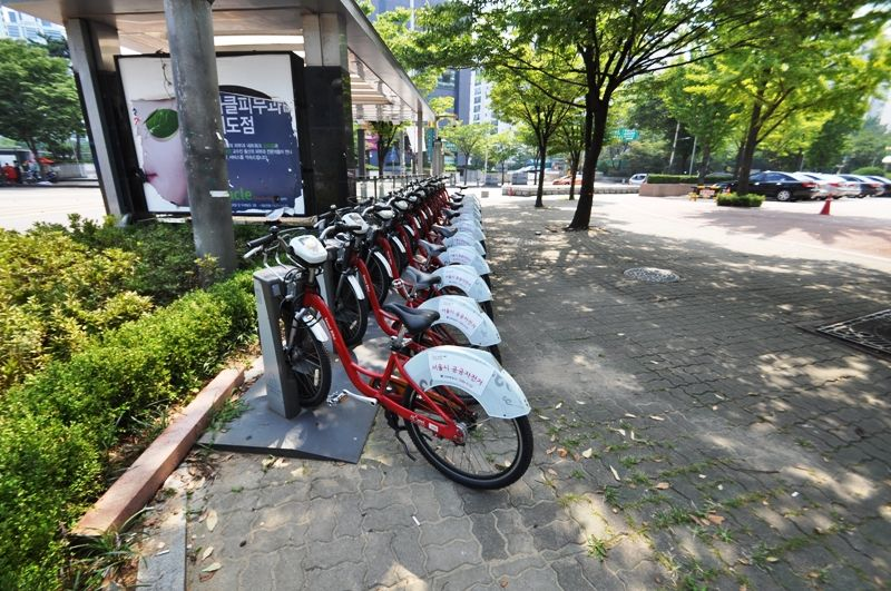 Seoul Bicycle Sharing System