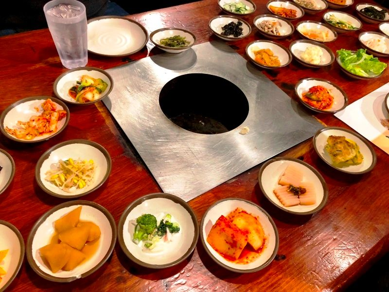 Side Dishes In Seoul