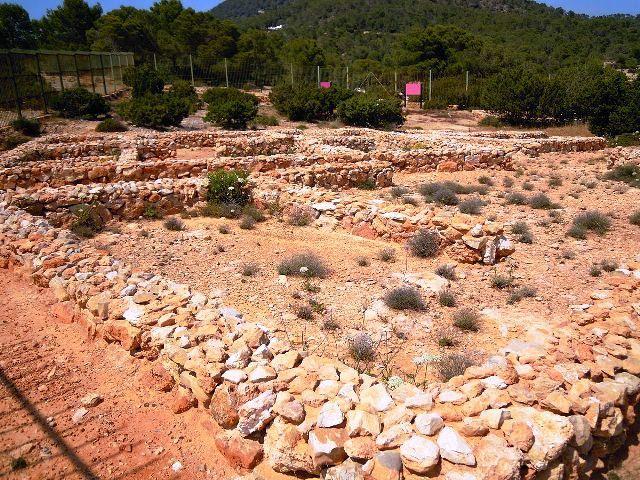 Soil of Ibiza
