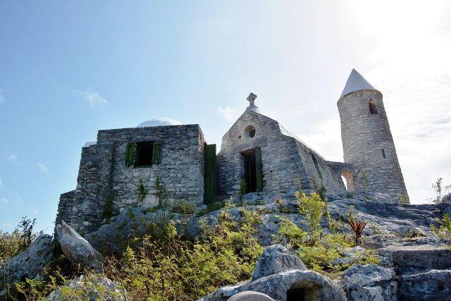 The Hermitage on the summit of Mount Alvernia