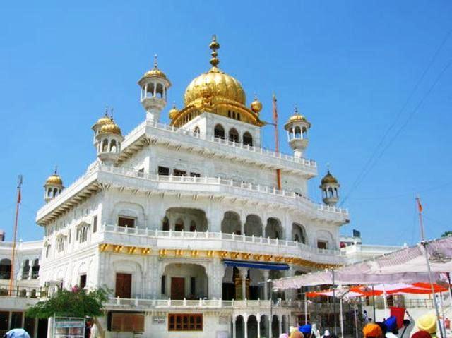 Akal Takht Sahib, Amritsar, Punjab