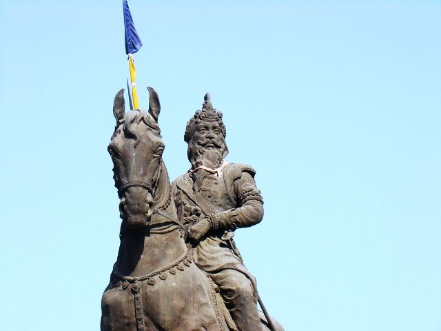 Statue of Maharaja Ranjit Singh